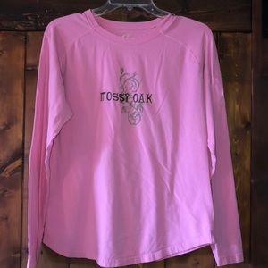 Women's LS Mossy Oak T-Shirt